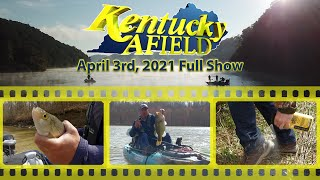 Watch Video - February 20th, 2021 Full Show - Live Spring Fishing Q&A Show