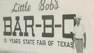 Founder of Little Bob's Bar B-Q broke barriers by becoming first Black vendor at State Fair of Texas