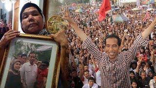 Sekali Janji Langsung Ditepati! Ini Janji Jokowi kepada Pemilik Warteg di Depan Masjid Sunda Kelapa
