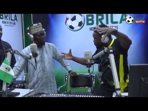 The AY Show: AY Takes Over The Big Sports Breakfast Show