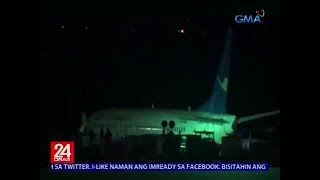 Tagpo nang lumapag at sumadsad ang Xiamen Air Flight 8667, nakunan ng video ng pasahero