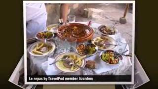 preview picture of video 'Tamtatouche, Hamed, la palmeraie Lizardom's photos around Tinerhir, Morocco (maroc tamtatouche)'