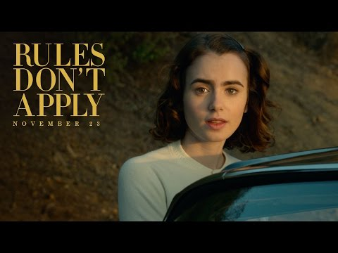 Commercial for Rules Don't Apply (2016 - 2017) (Television Commercial)