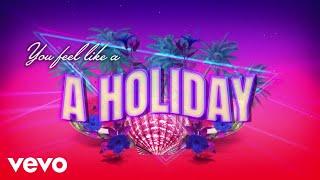 Little Mix - Holiday (MNEK Remix) [Lyric Video]