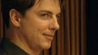 John Barrowman - Behind the Scenes at the Photoshoot