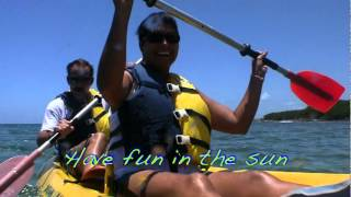 preview picture of video 'Kayak for Kids... St. Croix, USVI... June 10, 2012'