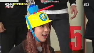 Blackpink Jisoo Lisa Running Man Ep 330 Kpop
