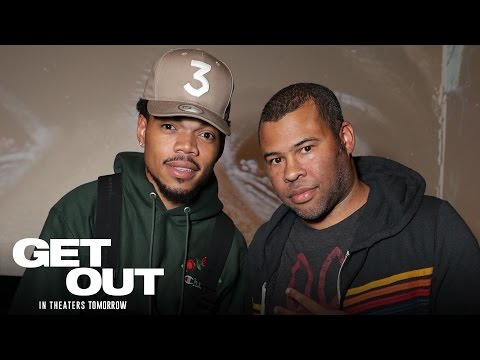 Video trailer för Get Out - In Theaters Friday - Chance the Rapper Special Screening