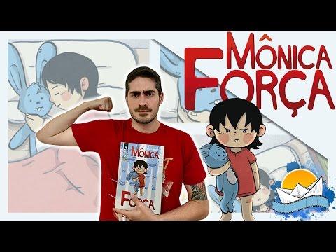 [Quadrinhos] MÔNICA - FORÇA | Bianca Pinheiro