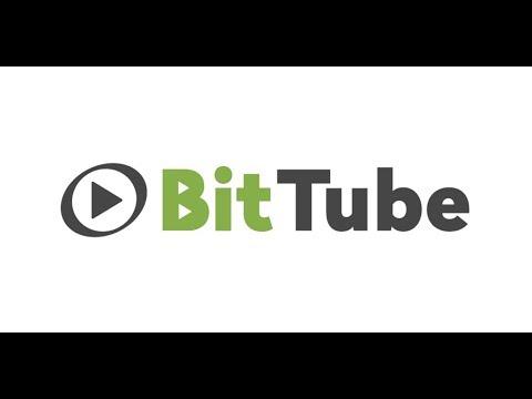 BitTube - онлайн трансляция, расширения, вывод.