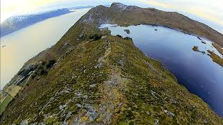 DJI FPV medium range Norway Godøya