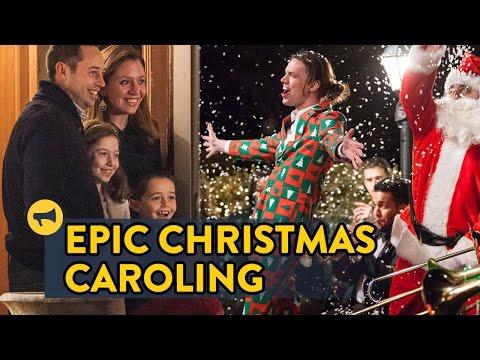 Ja, nå snakker vi julebukk!