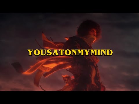 Rilès - YOUSATONMYMIND (Lyric Video)