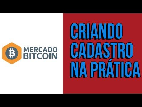 COMO FAZER CADASTRO NO MERCADO BITCOIN - TUDO PASSO A PASSO NA PRÁTICA