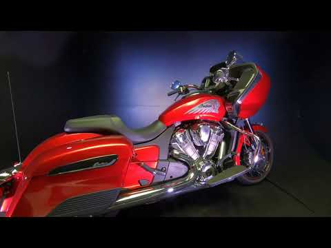 2020 Indian Challenger® Limited in De Pere, Wisconsin - Video 1