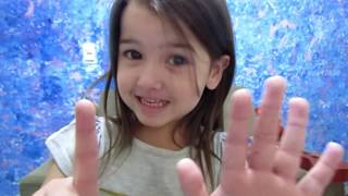 Criança vegetariana de 6 anos fala o que pensa
