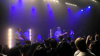 Architecture In Helsinki Live in Singapore - That Beep, Hold Music