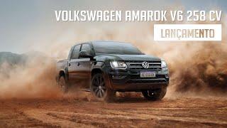 Volkswagen Amarok V6 258 cv - Lançamento