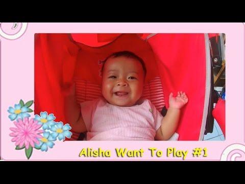 #AlishaWantToPlay #1
