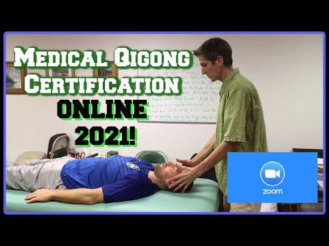Medical Qigong Online Certification Courses 2021- East Coast ...
