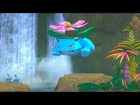 Voici les dernières nouvelles de la région de Lentis de New Pokémon Snap