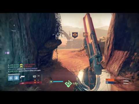 Destiny – From Downtown (Across Map Nova Bomb Montage)