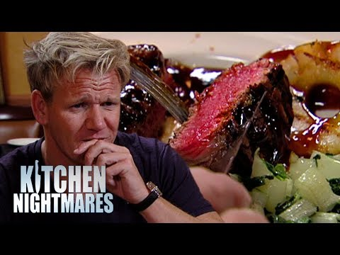 Gordon Served Nothing But CANNED FOOD | Kitchen Nightmares