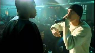 8 Mile Rap Battle - Eminem vs Lyckety