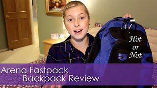 Arena Fastpack Backpack Swim Bag Review | Hot or Not?