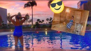 Courtyard Marriott Iloilo (Pool, Sauna, Gym)