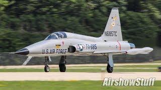 Oshkosh Warbird Arrivals/Departures (Tuesday Part 2) - EAA AirVenture Oshkosh 2018
