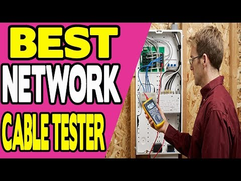Top 10 Best Network Cable Testers Reviews