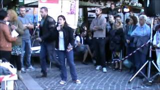 preview picture of video 'Albano Laziale 1° maggio a 5 stelle - 4 Daga Nobilio'