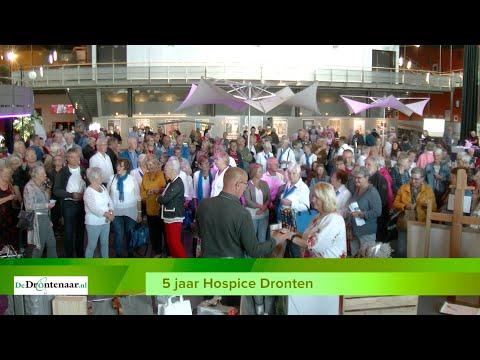 Lustrumviering in De Meerpaal levert Hospice Dronten ruim vierduizend euro op