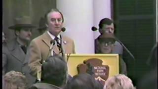 FDR's 100th Birthday Ceremony - Hyde Park, NY