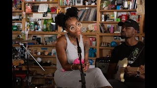 Summer Walker: NPR Music Tiny Desk Concert