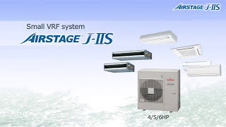 Airstage™ J-IIS Series Features