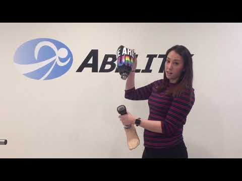 Gina Explains The Multi-Use Prosthetic