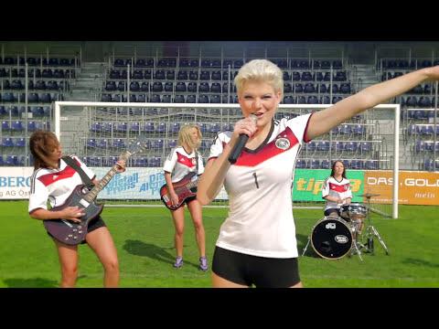 Foi lançado o hino de apoio à seleção alemã....muito hot