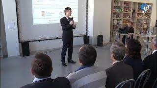 На базе школы №36 проходит семинар о цифровых технологиях в школах
