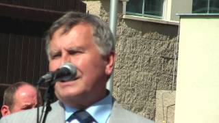 preview picture of video 'Slavnostní otevření sportovní haly, Chodov 2012'