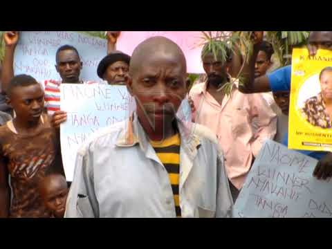 More protests in Ntungamo over Rushenyi election