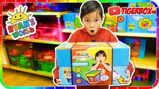 Toy HUNT for Ryan's World Toys at Walmart!!!