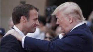 "Breaking: ""The G7 Summit Takes On Trump"" / Putin Sits Alone"
