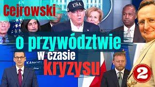SDZ52/2 Cejrowski: potrzebujemy Ojca Narodu 2020/3/30