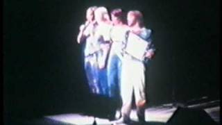 ABBA - THE WAY OLD FRIENDS DO - LIVE IN DORTMUND