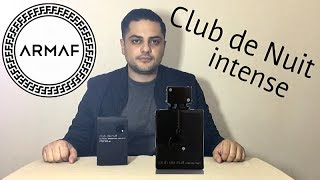 Armaf Club de Nuit Intense / Clone de Creed Aventus