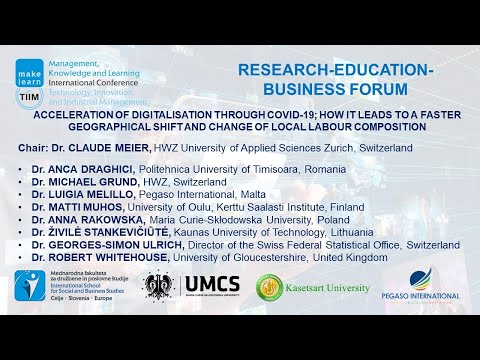 Research-Education-Business Forum