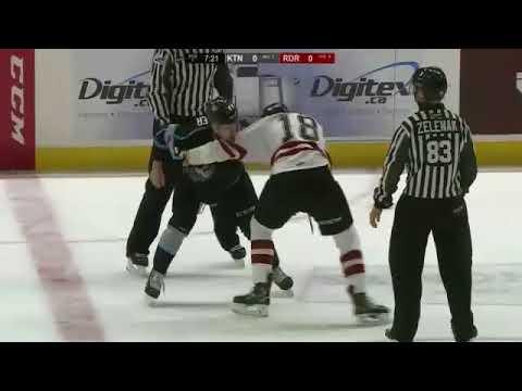 Brandon Cutler vs. Cameron Hausinger