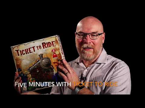 5 Minutes with Ticket to Ride